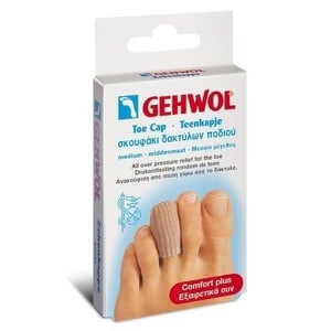 Gehwol toe cap medium
