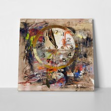 Time mixed media