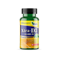 AMS VITAMIN XTRA D3 10000IU 60SOFTGELS