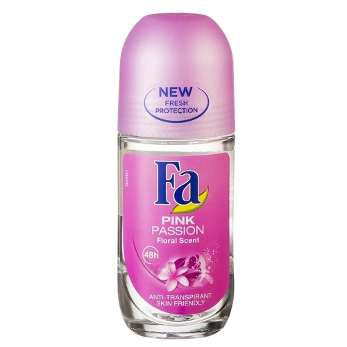FA ΑΠΟΣΜΗΤΙΚΟ ROLL ON PINK PASSION 50ML