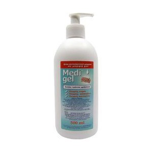 MEDI GEL 500ML
