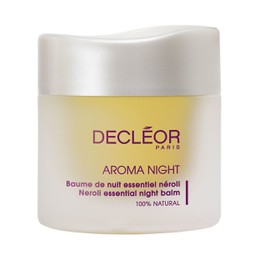 Decleor Aroma night Neroli Essential Night Balm 100% Natural 0.5fl.oz.-15ml.