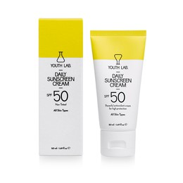Youth Lab. Daily Sunscreen Gel Cream Spf 50 Αντηλιακό Προσώπου 50ml