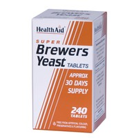HEALTH AID SUPER BREWERS YEAST 300MG 240VEG.TABL