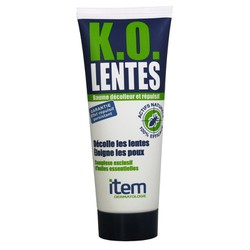 Inpa Item K.O Lentes Anti-Nits Balm with Repellent Effect 100 ml