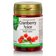 Power Health Cranberry Juice 4500mg - Ουροποιητικό, 30caps