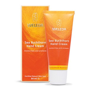 Weleda sea buckthorn hand cream large