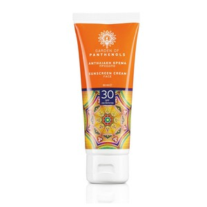 Sunscreen face cream spf 30
