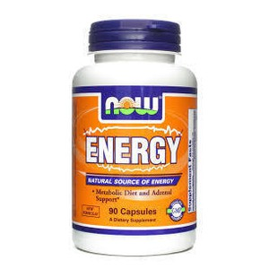 Now foods energy 90 caps