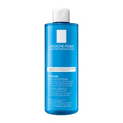 La Roche Posay Kerium Antipelliculaire Creme Shampoo Dry Hair Σαμπουάν Κατά της Πιτυρίδας 200ml
