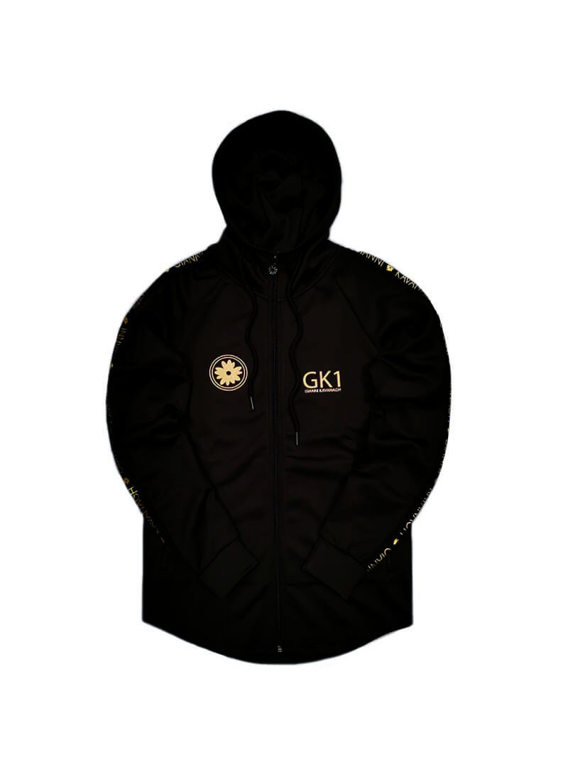 Gianni Kavanagh Black GK1 Jacket