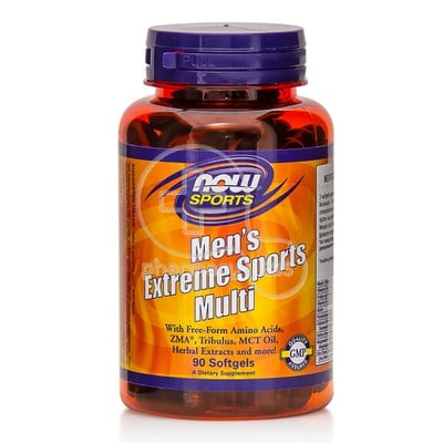NOW - SPORTS Men's Extreme Sports Multi - 90softgels