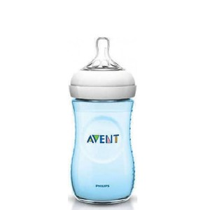 Avent biberon natural blue