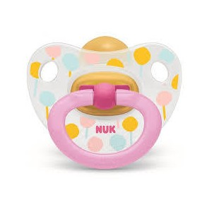 Nuk soother 0 6