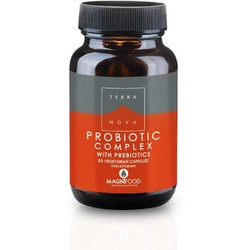 TerraNova Probiotic Complex with prebiotics 50caps