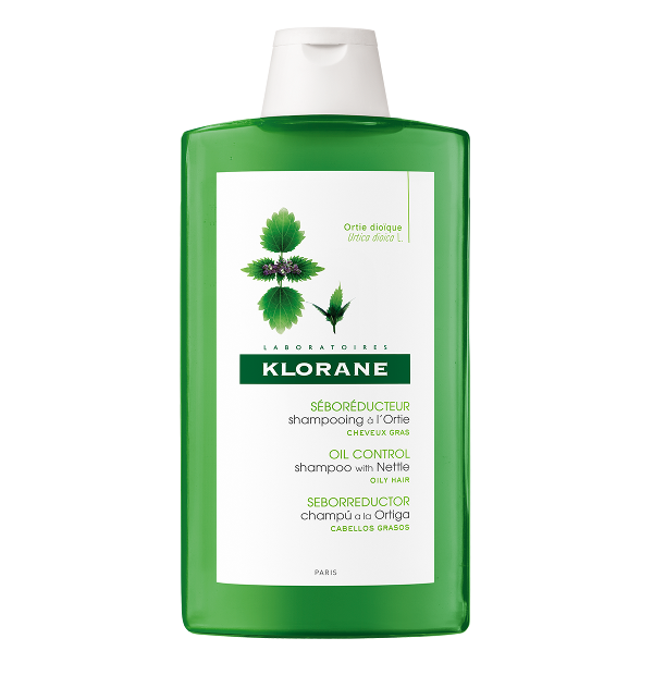 KLORANE HAIR ORTIE SHAMPOO 400ML