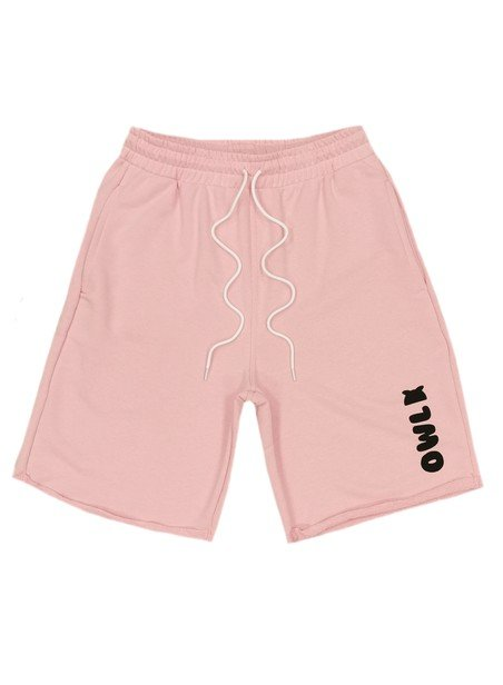 OWL CLOTHES SHORTS PINK OWL S21
