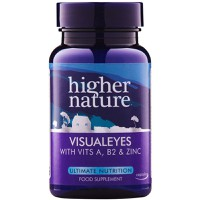 HIGHER NATURE VISUAL EYES 30 CAPS