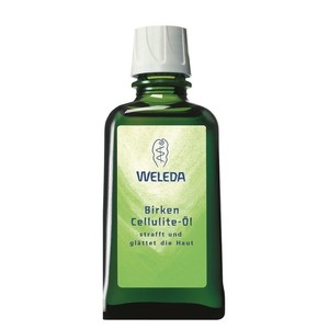Weleda birch oil