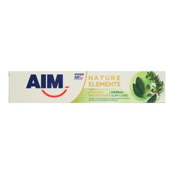 AIM ΟΔΟΝΤΟΚΡΕΜΑ NATURE ELEM HERBAL GUM 75 ml