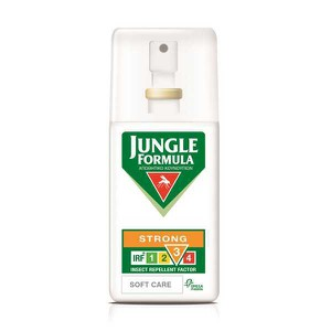 JUNGLE FORMULA Strong soft care απωθητικό κουνουπιών 75ml