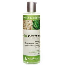 Mastic Spa Aloe Shower Gel  8.45 Fl. Oz./ 250ml