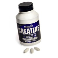 HEALTH AID CREATINE 1000MG 60TABS