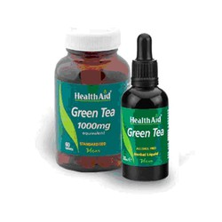 Health Aid Green Tea 50 ml