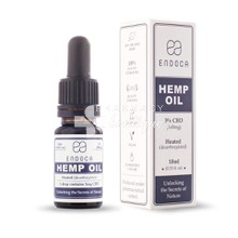 Endoca Hemp Oil Drops 300mg CBD (Cannabidiol) (3%)