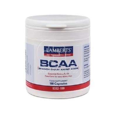 LAMBERTS - BCAA (Branch Chain Amino Acids) - 180caps