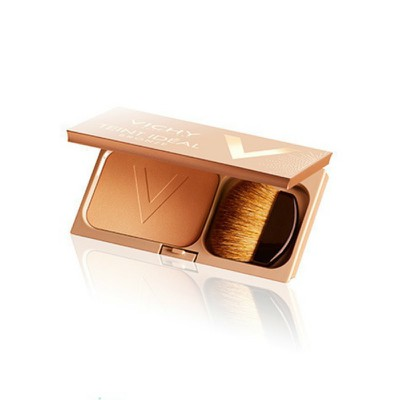 (STOP) VICHY - Teint Ideal Bronzing Powder Sunkissed Glow - 9.5gr