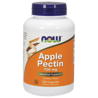 NOW APPLE PECTIN 700 MG, 120 CAPS