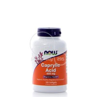 NOW - Caprilic Acid 600mg - 100softgels