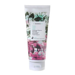 Korres body milk  jasmine 1