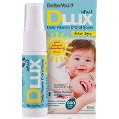 BetterYou Dlux Infant 300iu 15ml