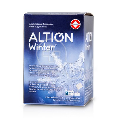 ALTION - Winter - 20sach.