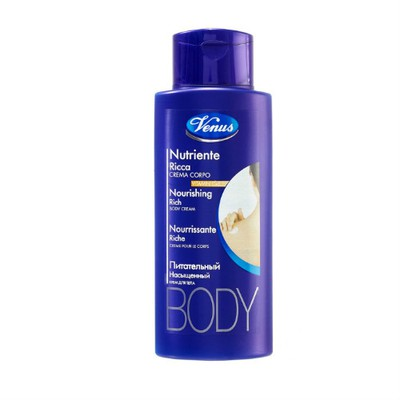 Venus - BODY Nourishing rich body cream - 250ml