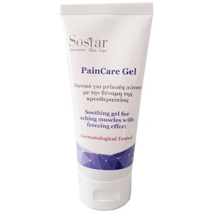 Sostar pain care gel 75ml