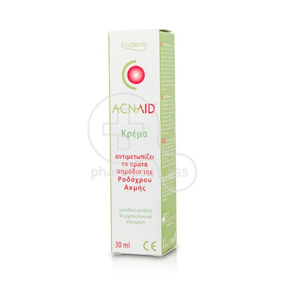 BODERM - ACNAID Cream - 30ml