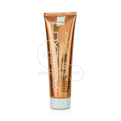 INTERMED - LUXURIOUS AQUATIC BODY TREATMENT Rich Moisturizing Body Cream Vanilla Madagascar - 300ml