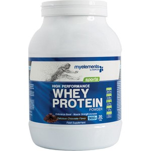 My elements whey protein powder chocolate 900gr