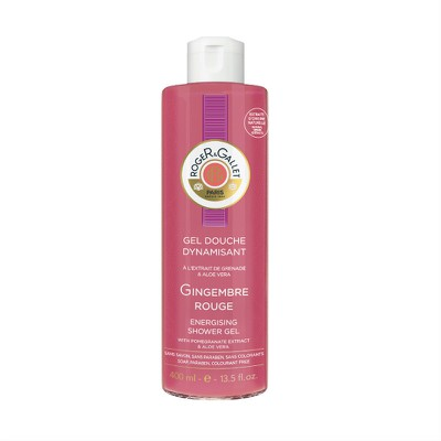 (STOP)ROGER & GALLET - GINGEMBRE ROUGE Energising Shower Gel - 400ml