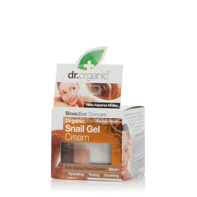 DR. ORGANIC - SNAIL Gel Cream - 50ml