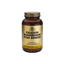 Solgar Calcium Magnesium Plus Boron 100tablets