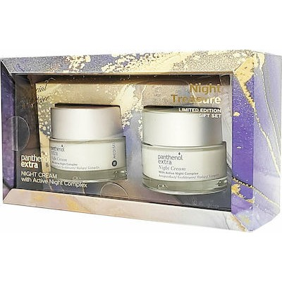 PANTHENOL PROMO EXTRA NIGHT TREASURE SET NIGHT CREAM 2*50ml