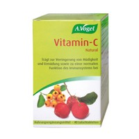 VOGEL VITAMIN-C 40CHEW. TABL