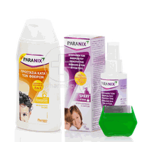 PARANIX - PROMO PACK Shampoo 2in1 (Πρόληψη) - 200ml & Paranix Spray - 100ml