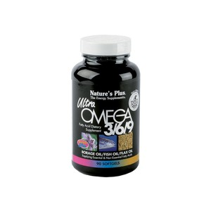 Nature s plus ultra omega 3