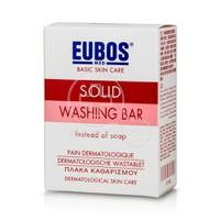 EUBOS - SOLID WASHING BAR - 125gr.