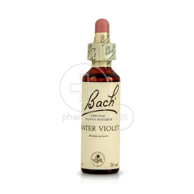 POWER HEALTH - BACH Water Violet - 20ml